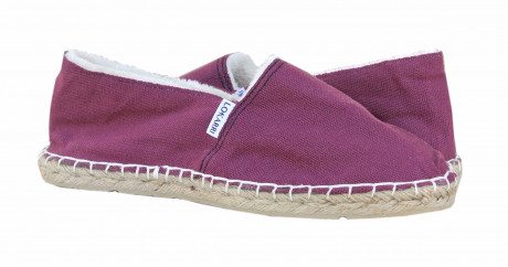 CHAUSSONS ESPADRILLES